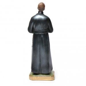 Saint Gerard statue in plaster, 30 cm s4