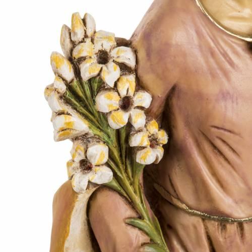 Saint Joseph avec enfant 50 cm résine Fontanini s4