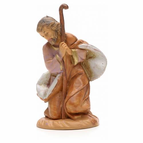 Saint Joseph crèche Fontanini 6,5 cm s1