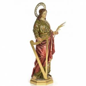 Sainte Cécile 100 cm pâte à bois extra s4