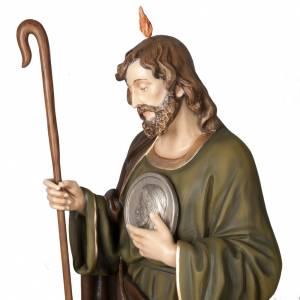 San Judas Tadeo 160cm en fibra de vidrio s4