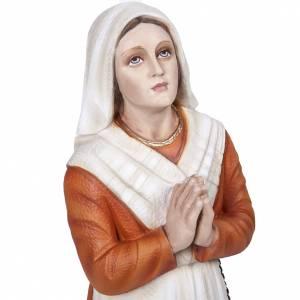 Santa Bernardita 50 cm polvo de mármol pintado s2