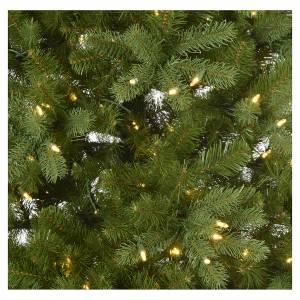 Sapins de Noël: Sapin de Noël 180 cm Poly memory shape éclairage Bleutooth