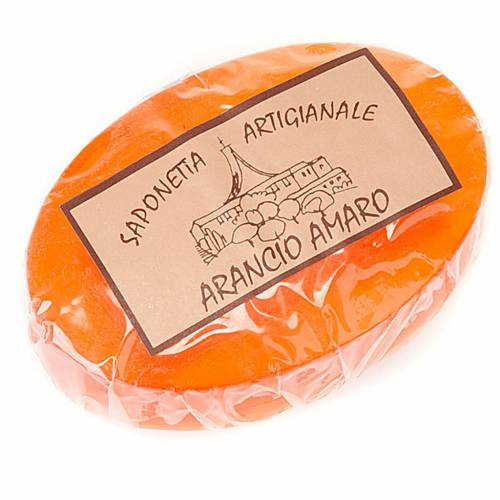 savon Trappiste, orange amère s1