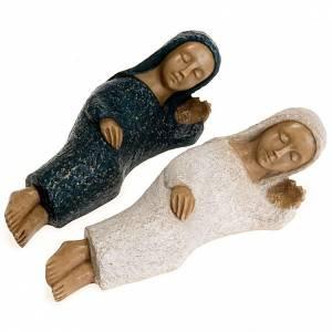 Bethléem Monastery Nativity scene: Small nativity set, Mary
