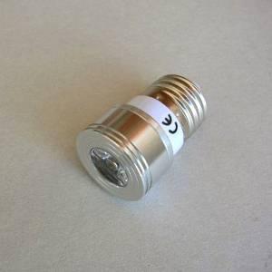 Spot LED warm light, 85 lumens for nativity lighting s1