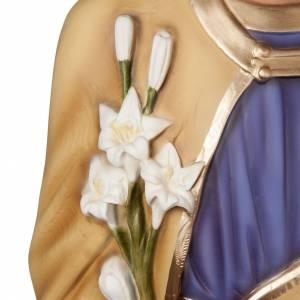 St Joseph avec enfant statue fibre de verre 160 cm s7