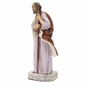 Statua Giuseppe per presepe 65 cm s2