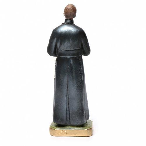 Statua San Gerardo 30 cm gesso s4