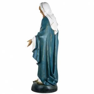Statue Vierge Immaculée 100 cm résine Fontanini s6