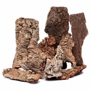 Sughero naturale presepe 4 kg s1