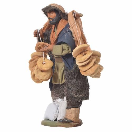 Taralli maker, Neapolitan Nativity 14cm s2