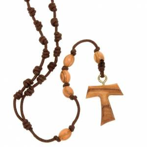 Tau string rosary s1