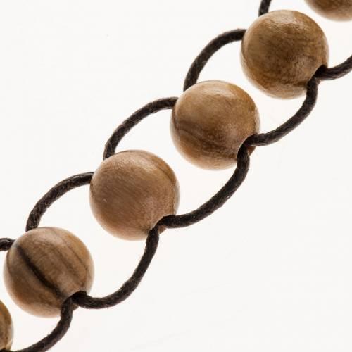Ten-bead Tau rosary, double binding s2