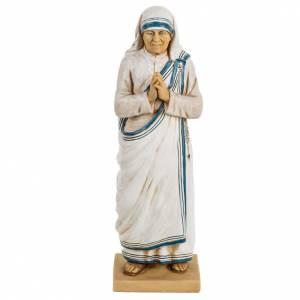 Madre Teresa del Calcuta 50 cm Resina Fontanini s1
