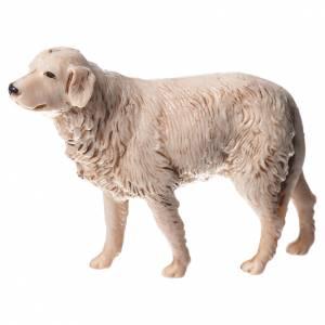 Krippe Moranduzzo: Tiere und Lagerfeuer 5St. 10cm Moranduzzo