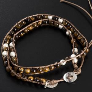 Tiger's eye bracelet 6mm s3