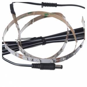 Controladores para el Belén: Tira de LED Power 'PS' 45 LED 0.8 x 75 cm. rojo Frial Power