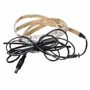 Controladores para el Belén: Tira de LED Power 'PS' 60 LED 0.8 x 100 cm. Blanco frío Frial P