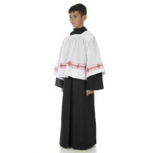Vestidos comunión: Túnica de Monaguillo mod. Negro