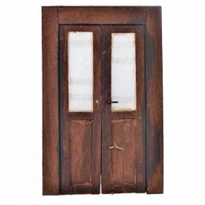 Neapolitanische Krippe: Tür 11x7cm neapolitanische Krippe