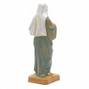 Statuen aus Harz und PVC: Unbeflecktes Herz Mariä 18cm, Fontanini