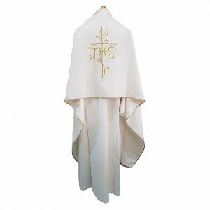 Velo omerale tessuto Vatican poliestere 100% s2