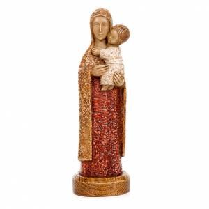 Statue in pietra: Vergine Eleousa