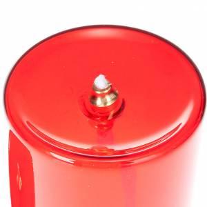 Sanctuary lamps and candles: Vigil light glass tumbler