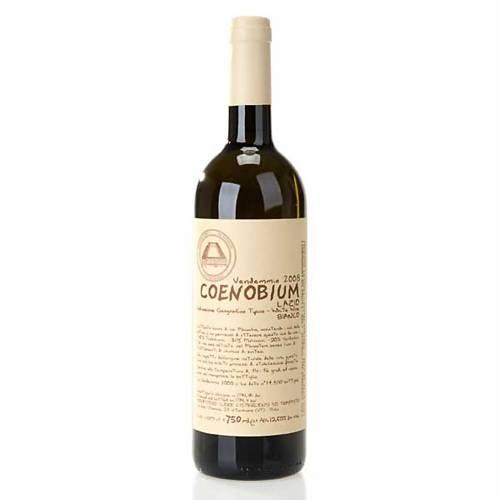 Vino Coenobium blanco - Monasterio Vitorchiano 2008 s1