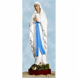 Virgen de Lourdes 110cm Landi s1