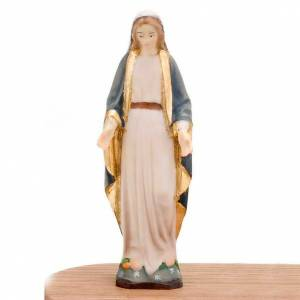 Virgen Inmaculada con vela s2