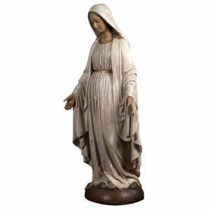 Virgen Inmaculada de la Rue du Bac 150cm piedra s3
