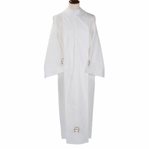 White alb wool alpha and omega s1