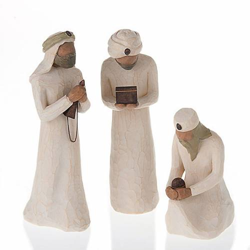 Willow Tree - The Three Wisemen (los 3 Reyes Magos) s1