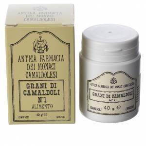Herbaty: Ziarna z Camaldoli n.1 przeczyszczające