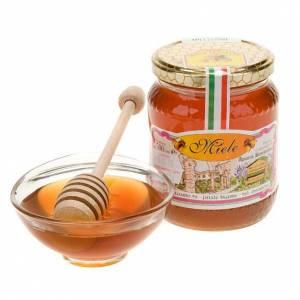 Produkty pszczelarskie: Miód wielokwiatowy 500 g Opactwo Św. Maria z Finalpii