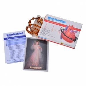 Rosaires de dévotion: Misericordina, chapelet de Pape François ESP