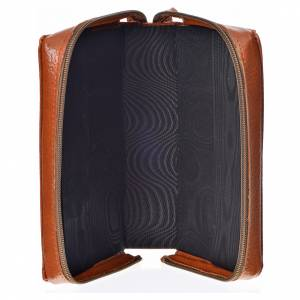 Morning and Evening Prayer cover, brown bonded leather s3