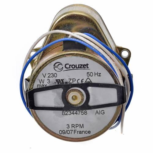 Motoriduttore presepe  MR giri/minuto 3 s3