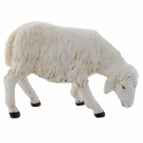 Moutons pour crèche set 3 pcs 40-45 cm s3