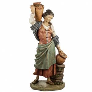 Figuras del Belén: Mujer con ánfora 125 cm. Fontanini