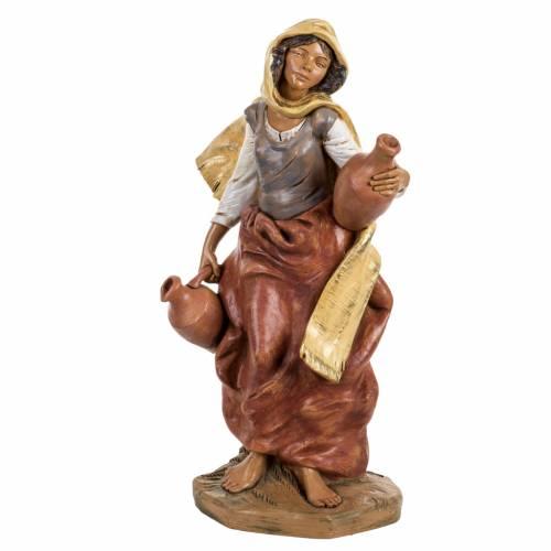 Mujer con ánfora 45 cm. pesebre Fontanini s1