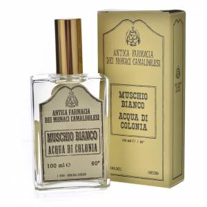 Perfumes, aftershave, colonias: Musgo blanco agua de colonia Camaldoli 100ml