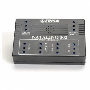 Controladores para el Belén: Natalino N502 difuminación día y noche