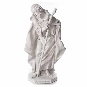 STOCK Natività 125 cm resina Fontanini fin. Carrara s2