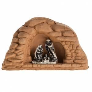 Nativity scene magnet 4,5x5 cm s1