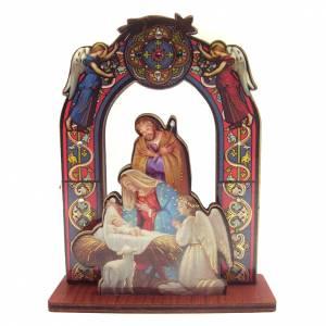 Nativity sets: Nativity scene, measuring 11cm