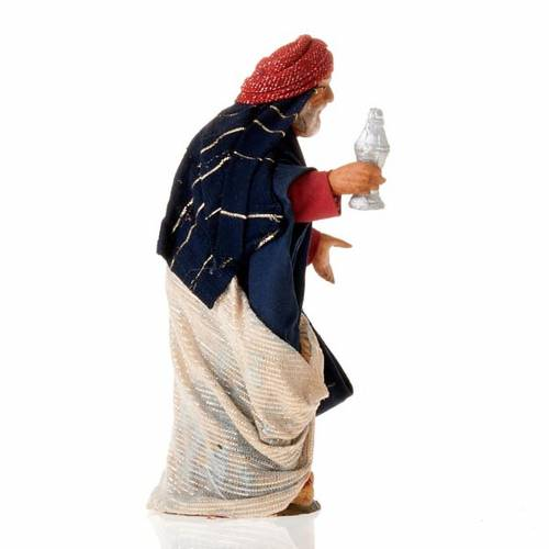 Nativity set accessories Three wise kings 14 cm figurines s3