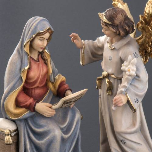 Nativity set, annunciation s5